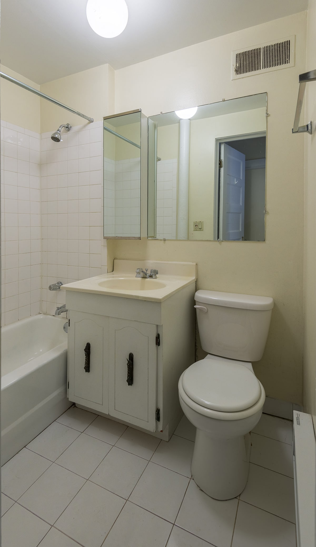 One Bedroom - Bathroom