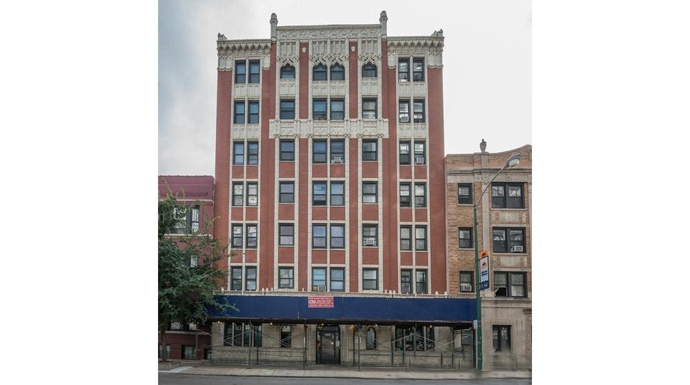 505 W. Belmont, Chicago