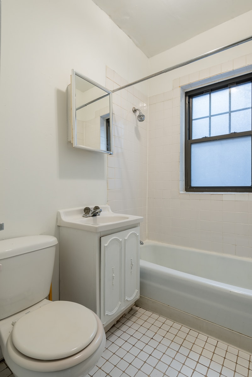 Two Bedroom - Bathroom