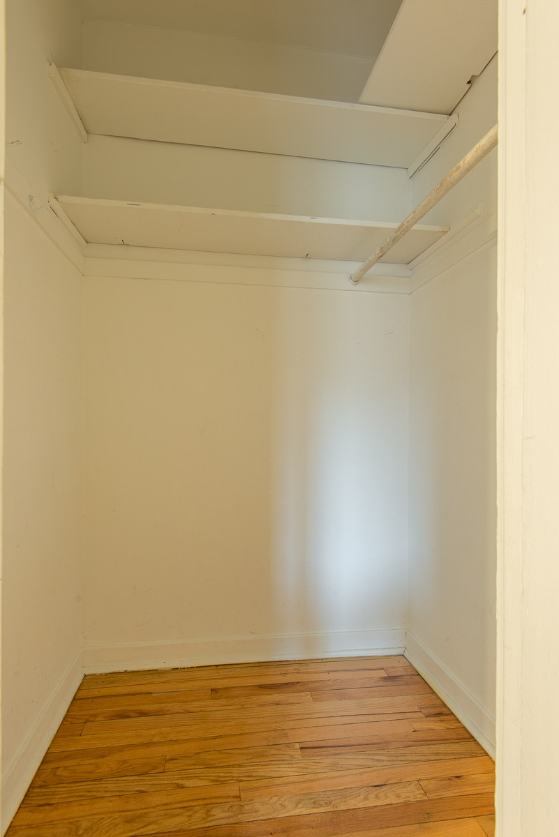 Two Bedroom - Walk-in Closet