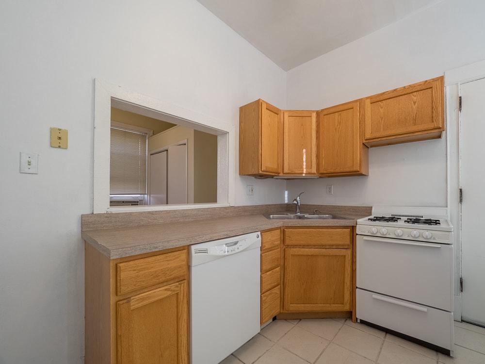 Two Bedroom - Kitchen