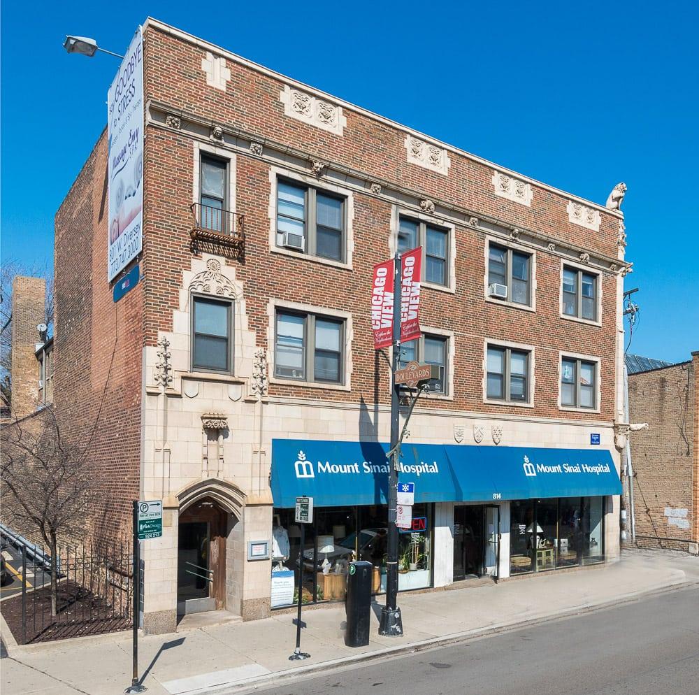 818 W. Diversey, Chicago