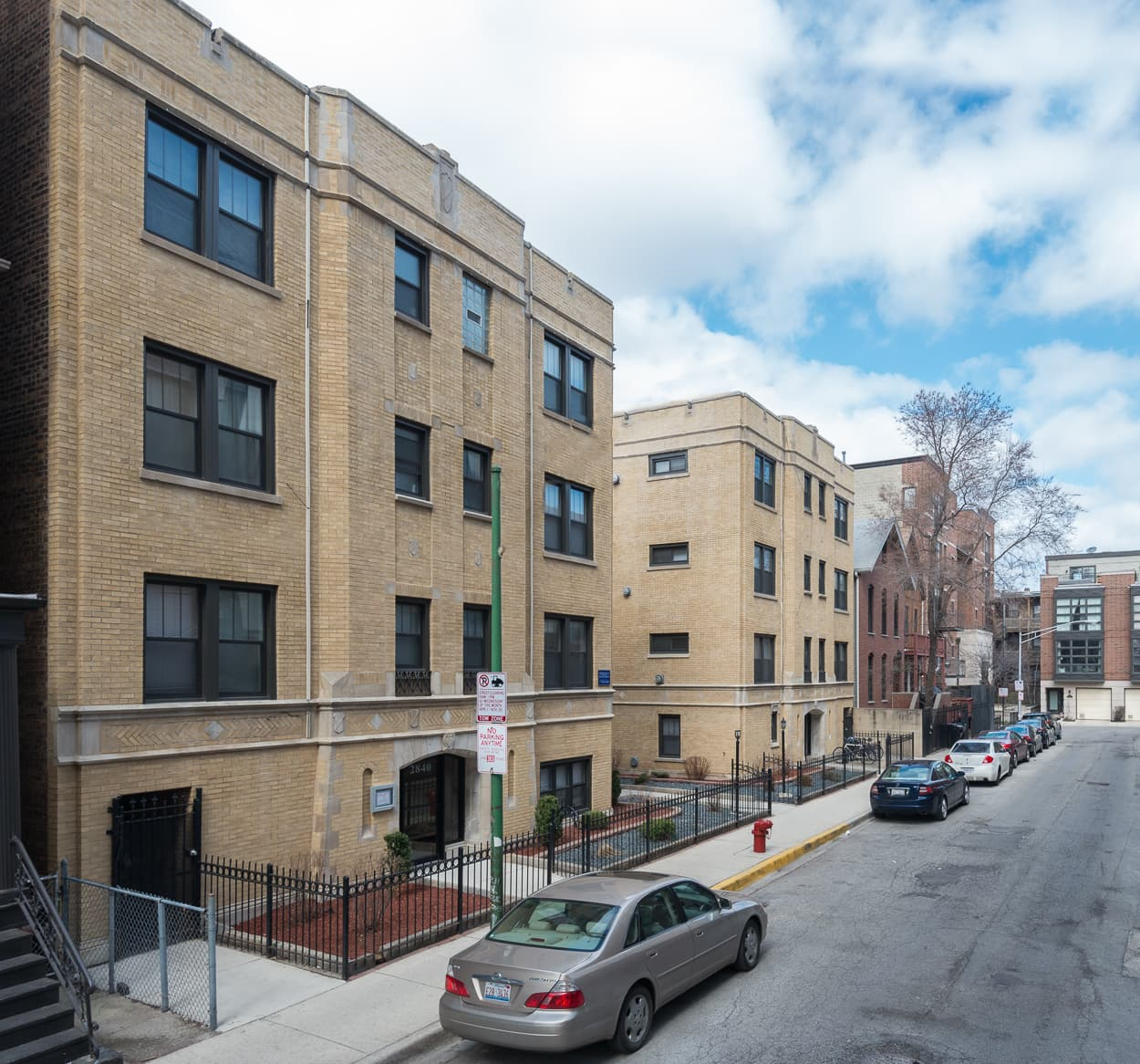 2840-46 N. Orchard, Chicago