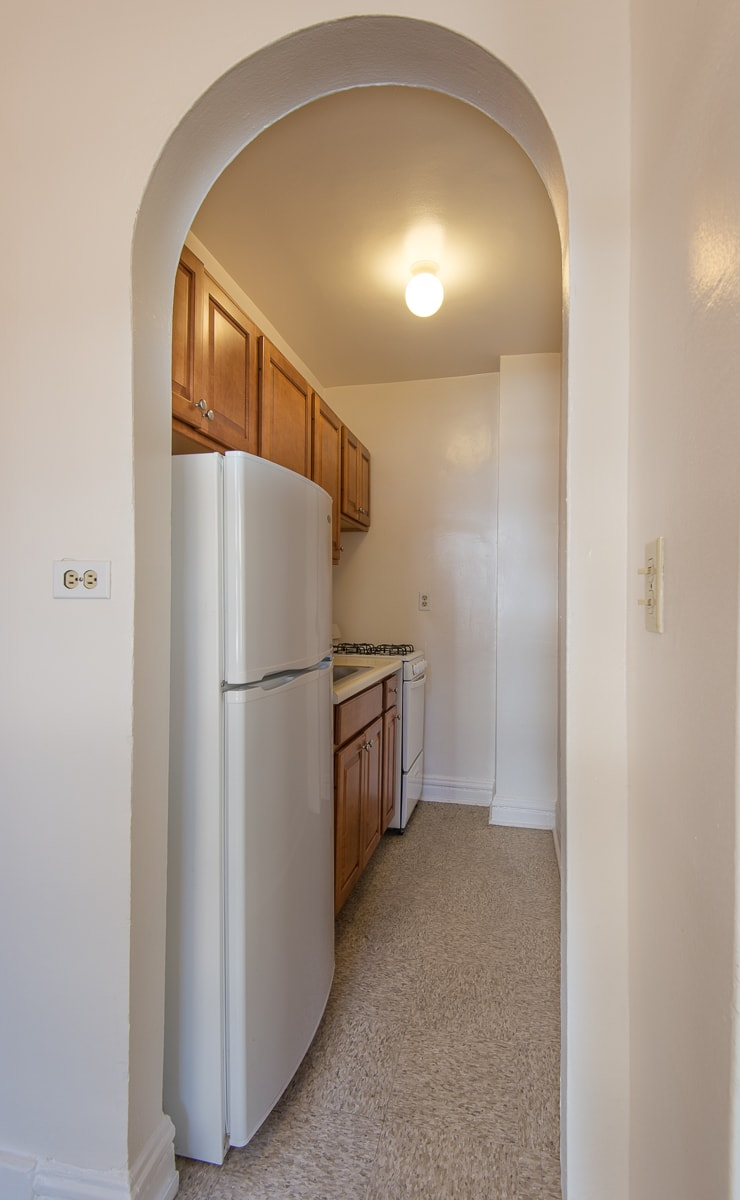 One Bedroom - Kitchen