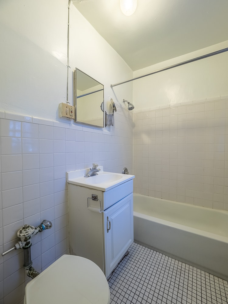 Two Bedroom - Bathroom