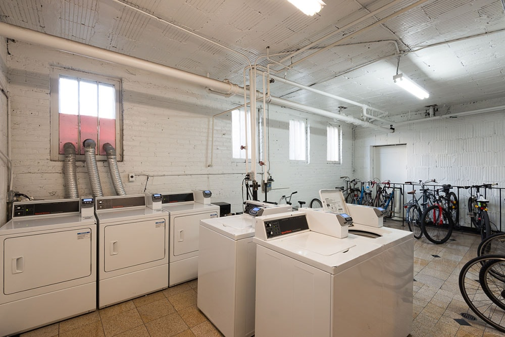 Laundry Room / Bike Room