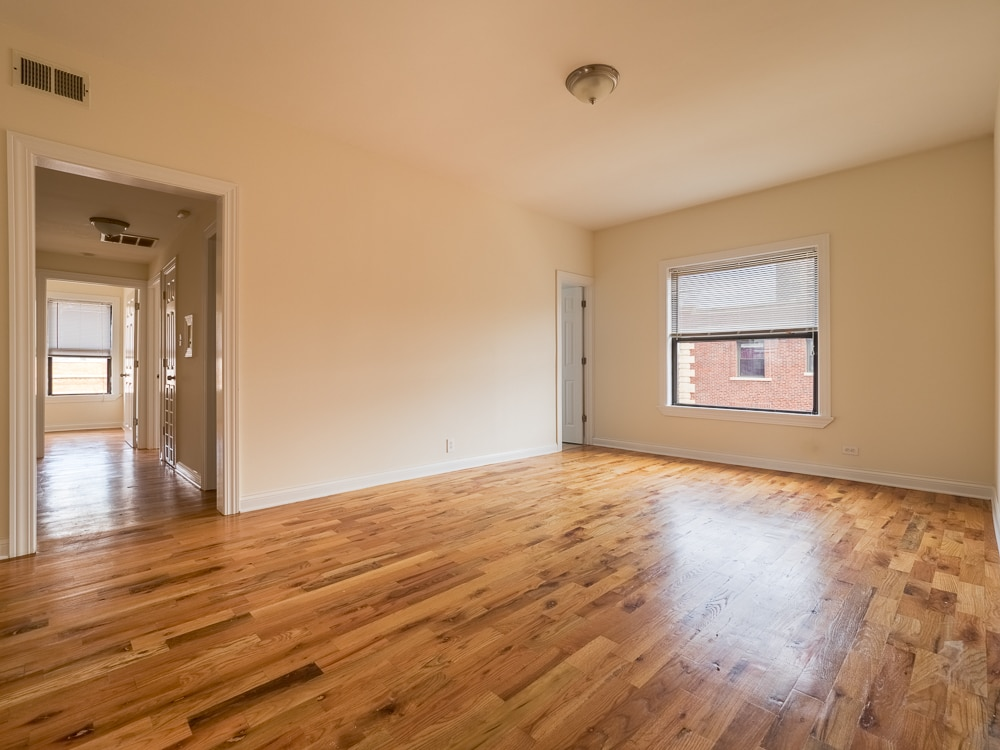 Renovated Three Bedroom - Living Area