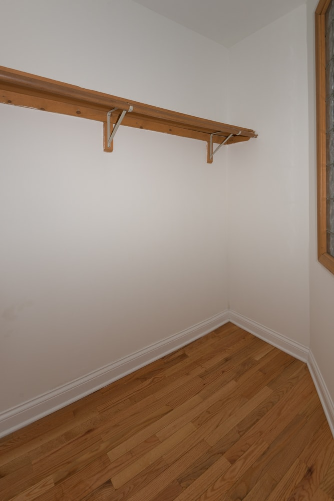 Renovated One Bedroom Duplex - Walk-in Closet