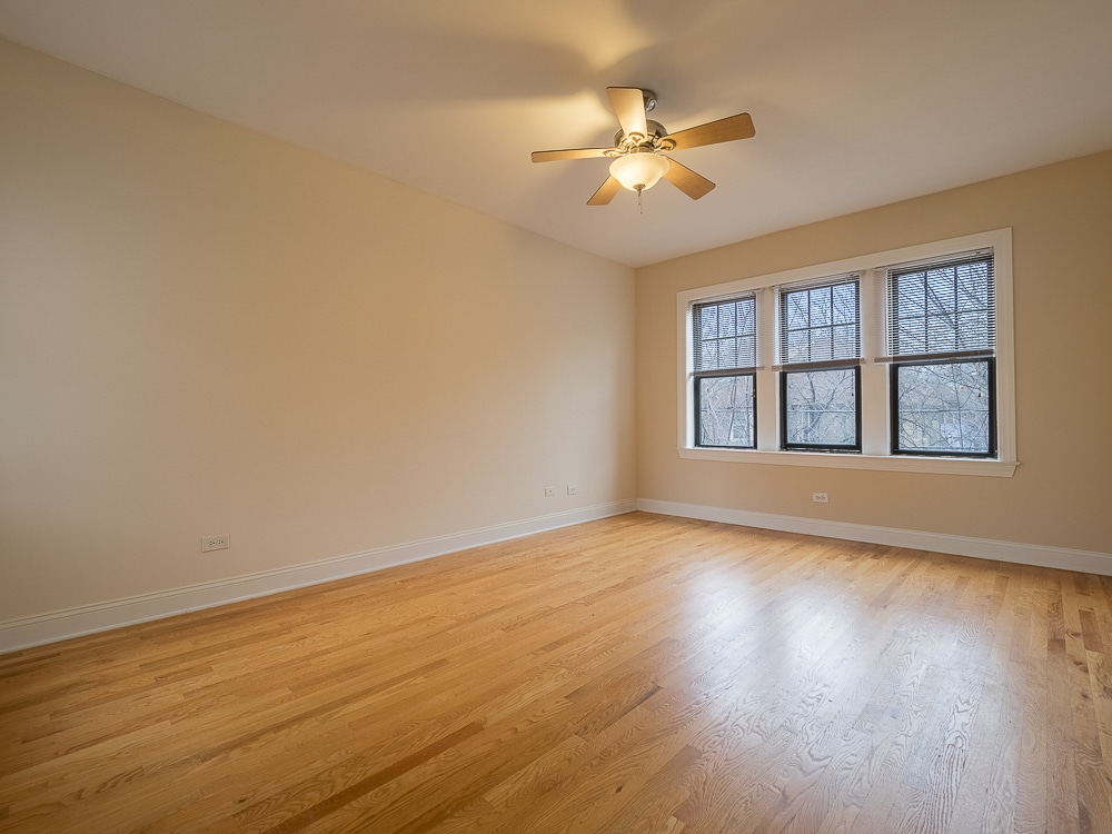 Renovated One Bedroom - Living Area