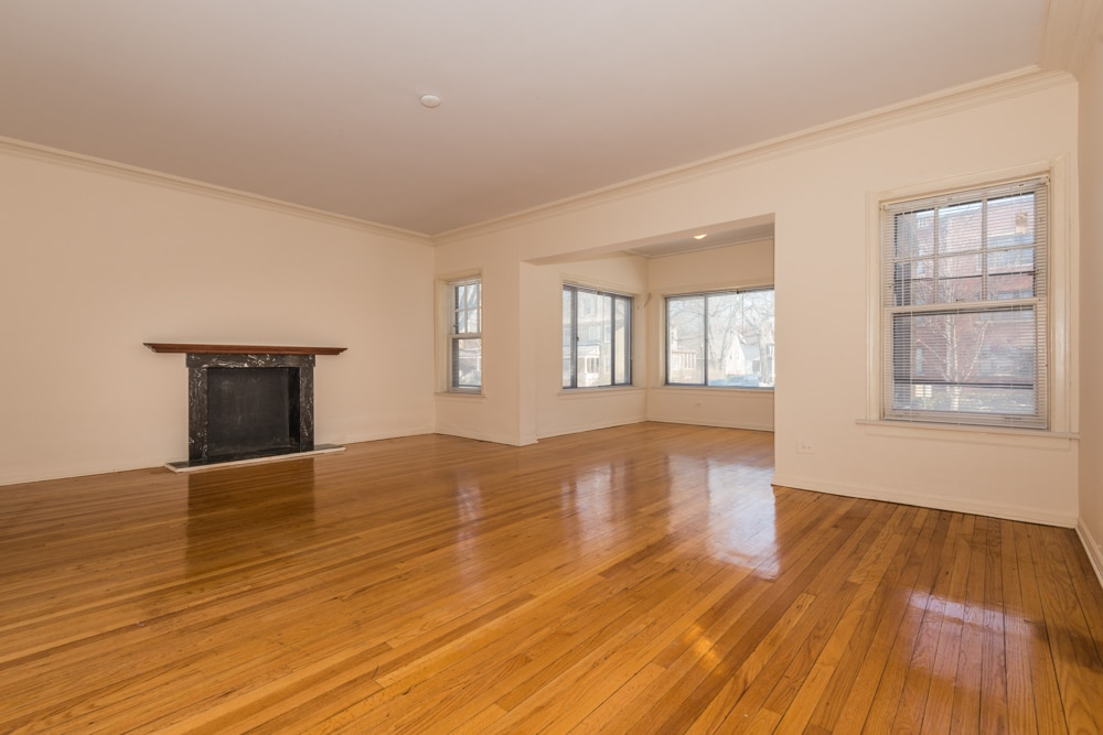 Three Bedroom - Living Area