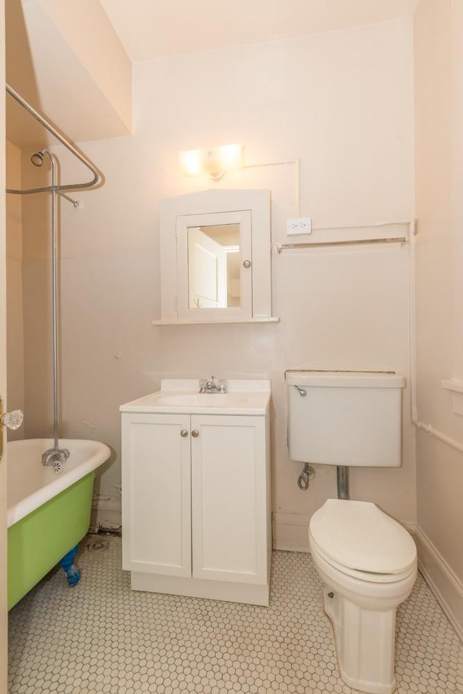 Three Bedroom - Bathroom