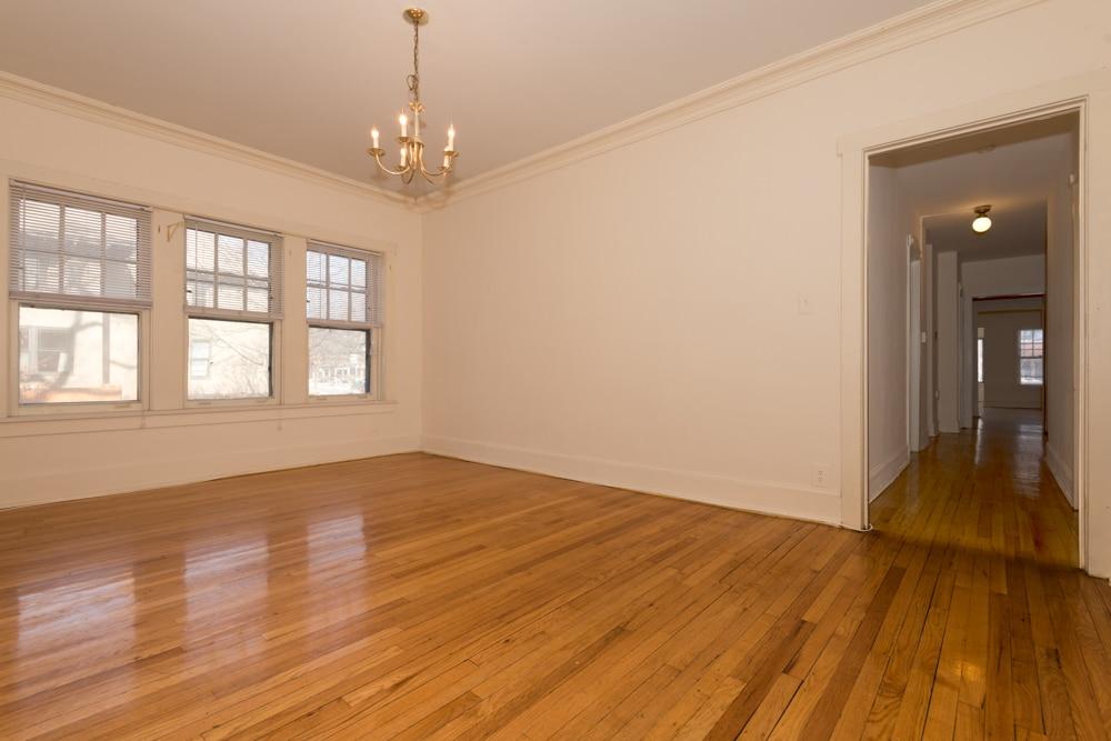 Three Bedroom - Dining Area