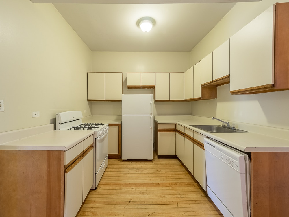 Two Bedroom - Kitchen