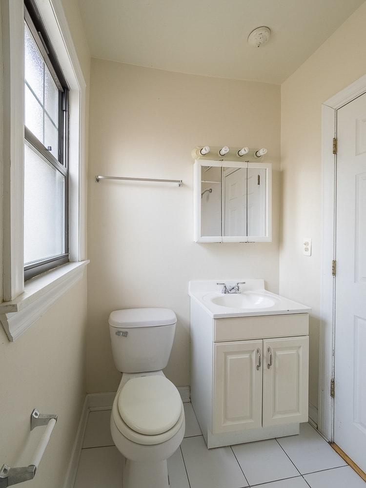 One Bedroom - Bathroom