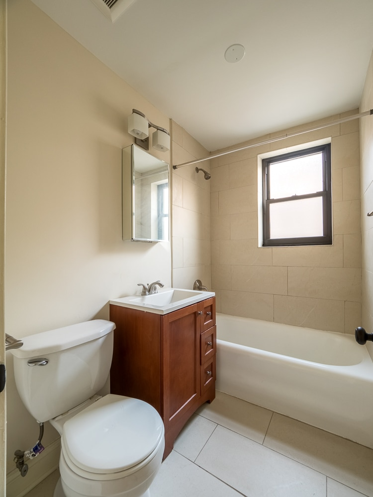 Renovated Two Bedroom - Bathroom