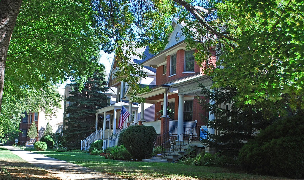 East Ravenswood Historic District